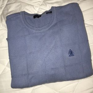 IZOD blue sweater